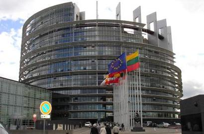 Nová budova európskeho parlamentu